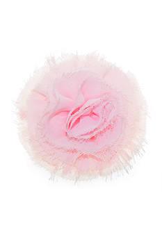 Riviera Flower Pouf Clip