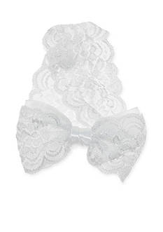 Riviera Brooch Bow Headwrap