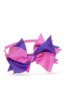Riviera Color Block Bow Headband