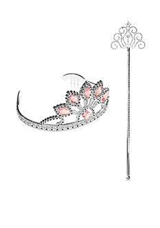 Riviera Princess Crown and Wand Set