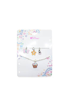 Riviera Interchangeable Charm Necklace