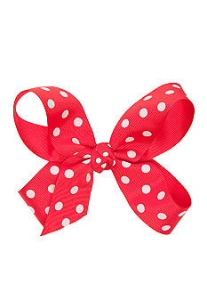 Riviera Holiday Dot Bow