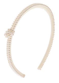 Riviera Simulated Pearl Headband