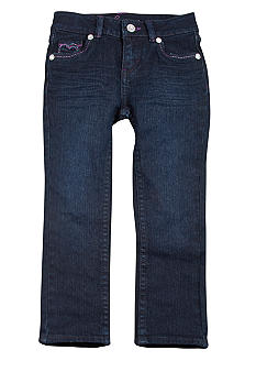 Levi's® Heartbreaker Slim Straight Jean Girls 4-6X
