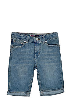 Levi's The Sweetie Bermuda Shorts Girls 4-6X