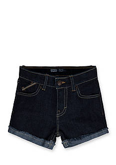 Levi's Scarlett Shorty Shorts Girls 4-6x