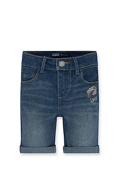 Levi's Bella Bermuda Shorts Girls 4-6x
