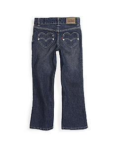 Levi's Sweetheart Bootcut Jean - Girls 4-6x