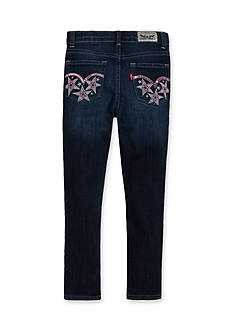 Levi's Denim Legging Girls 4-6x
