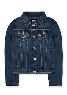 Levi's Tanya Thick Stitch Denim Jacket Girls 7-16