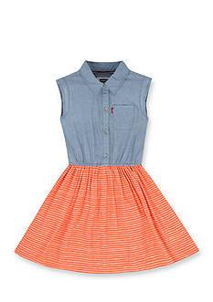 Levi's Beach Picnic Woven Dress Girls 7-16