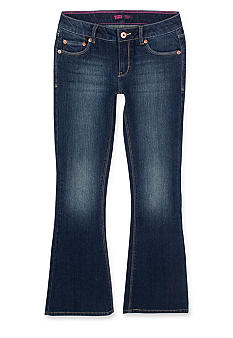 Levi's® 5 Pocket Skinny Flare Jean Girls 7-16