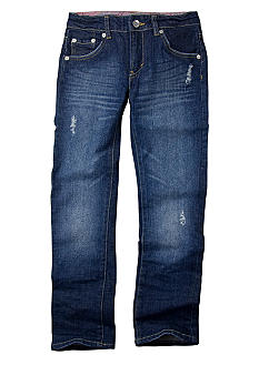 Levi's Straight Leg Five Pocket Jean Girls Plus