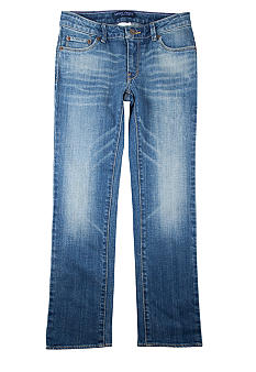 Levi's Straight Leg Five Pocket Jean Girls 7-16
