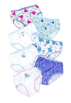 Disney Princess 7 Pack Princess Panty Girls 4-8