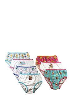 Disney 7-Pack Frozen Underwear Girls 4-6x