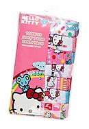 Hello Kitty by Sanrio 7-Pack Hello Kitty Panty Toddler Girl