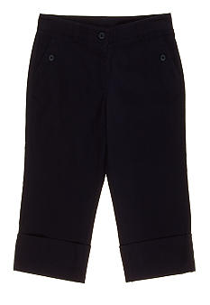 Izod Uniform Capri Pant Girls 7-16