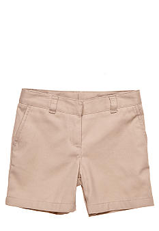 Izod Uniform Shorts Girls 4-6x