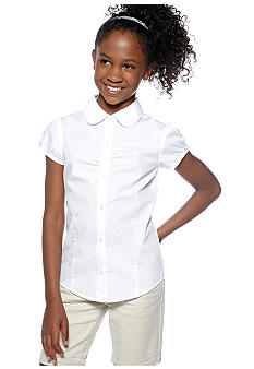 Izod Uniform Blouse Girls 7-16