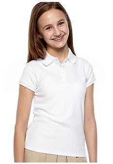 Izod Polo Top Girls Plus