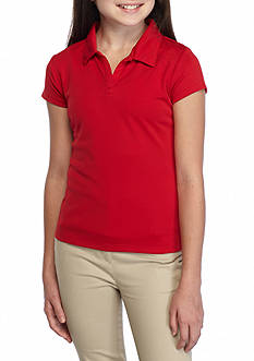 IZOD Uniform Performance Polo Girls 7-16