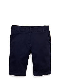 IZOD Uniform Skinny Bermuda Shorts Girls 7-16