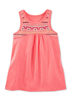 OshKosh B'gosh Printed Glow Tank Top Girls 4-6x