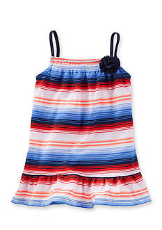 OshKosh B'gosh Ruffle Striped Tunic Girls 4-6x