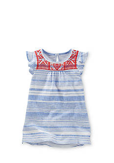 OshKosh B'gosh Tribal Print Striped Top Girls 4-6x