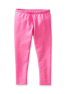 OshKosh B'gosh Pink Sparkle Leggings Girls 4-6x