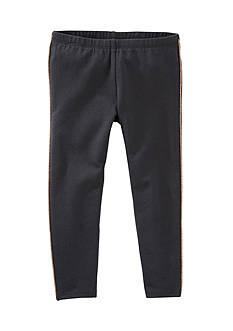 OshKosh B'gosh Gray Tuxedo Leggings Girls 4-6x