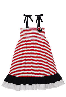 OshKosh B'gosh Stripe Dress Girls 4-6X