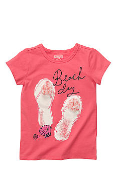 OshKosh B'gosh Flip Flop Tee Girls 4-6X