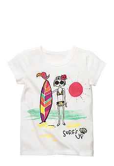 OshKosh B'gosh Surf Girl Tee Girls 4-6X
