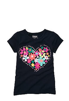 OshKosh B'gosh Heart Graphic Tee Girls 4-6X