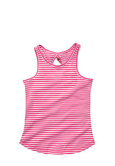 OshKosh B'gosh Pink Stripe Tank Girls 4-6X