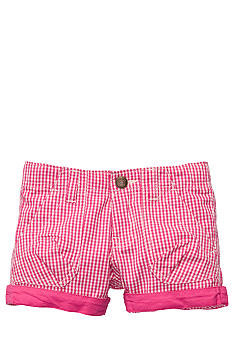 Carter's Gingham Shorts Girls 4-6X