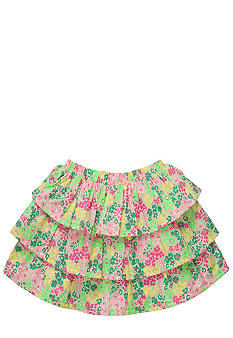 OshKosh B'gosh Tiered Floral Skort Girls 4-6X