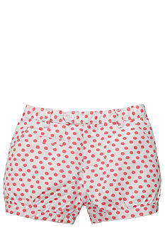 OshKosh B'gosh Polka Dot Short Girls 4-6x