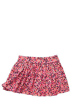 OshKosh B'gosh Pink Floral Skirt Girls 4-6X