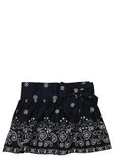 OshKosh B'gosh Bandana Print Skirt Girls 4-6X