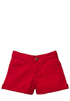 OshKosh B'gosh Twill Short Girls 4-6X