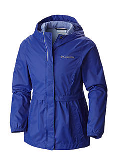 Columbia™ Pardon My Trench Rain Jacket Girls 7-16