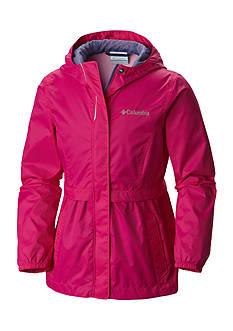 Columbia™ Pardon My Trench Rain Jacket Girls 7-16