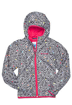 Columbia Pixel Grabber Wind Breaker Girls 7-16