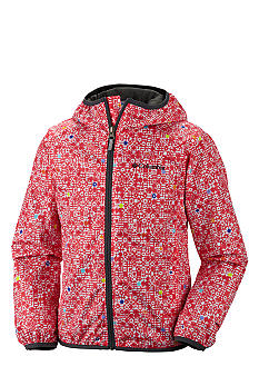 Columbia™ Pixel Grabber Wind Breaker Girls 7-16