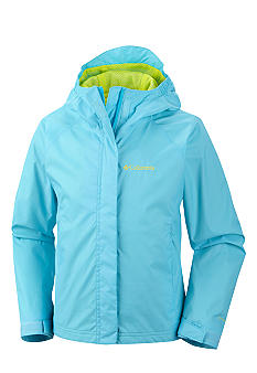 Columbia™ Lake of Lollie Rain Jacket Girls 7-16