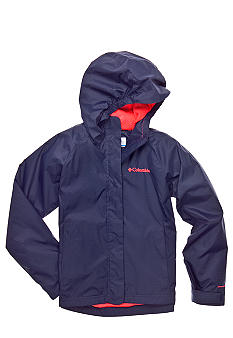 Columbia Lake of Lollie Rain Jacket Girls 7-16