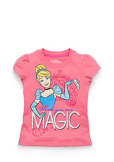 Disney Cinderella 'Make Your Own Magic' Top Girls 4-6x